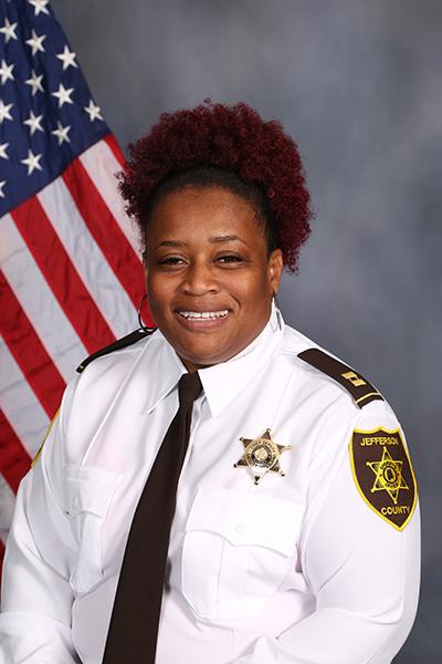 Command-Staff-Jefferson-County-Sheriff-Department-Captain-Felicia-Rucker-Sumerlin