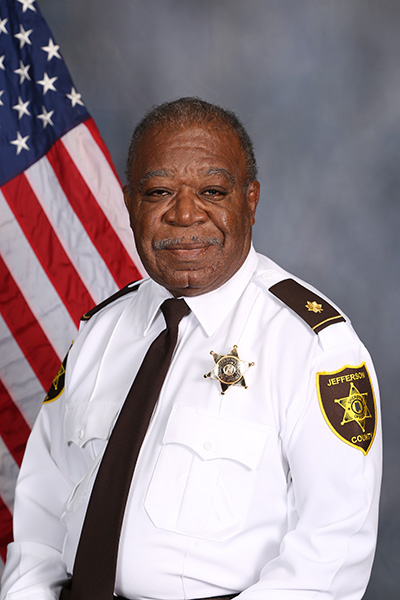 Command-Staff-Jefferson-County-Sheriff-Department-Major-Cleveland-Moore