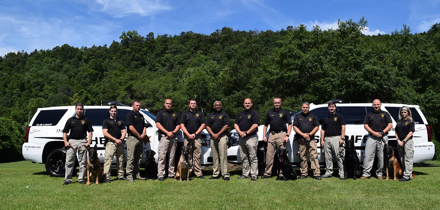 Jefferson-County-Alabama-Sheriff-Dept-K9-Unit