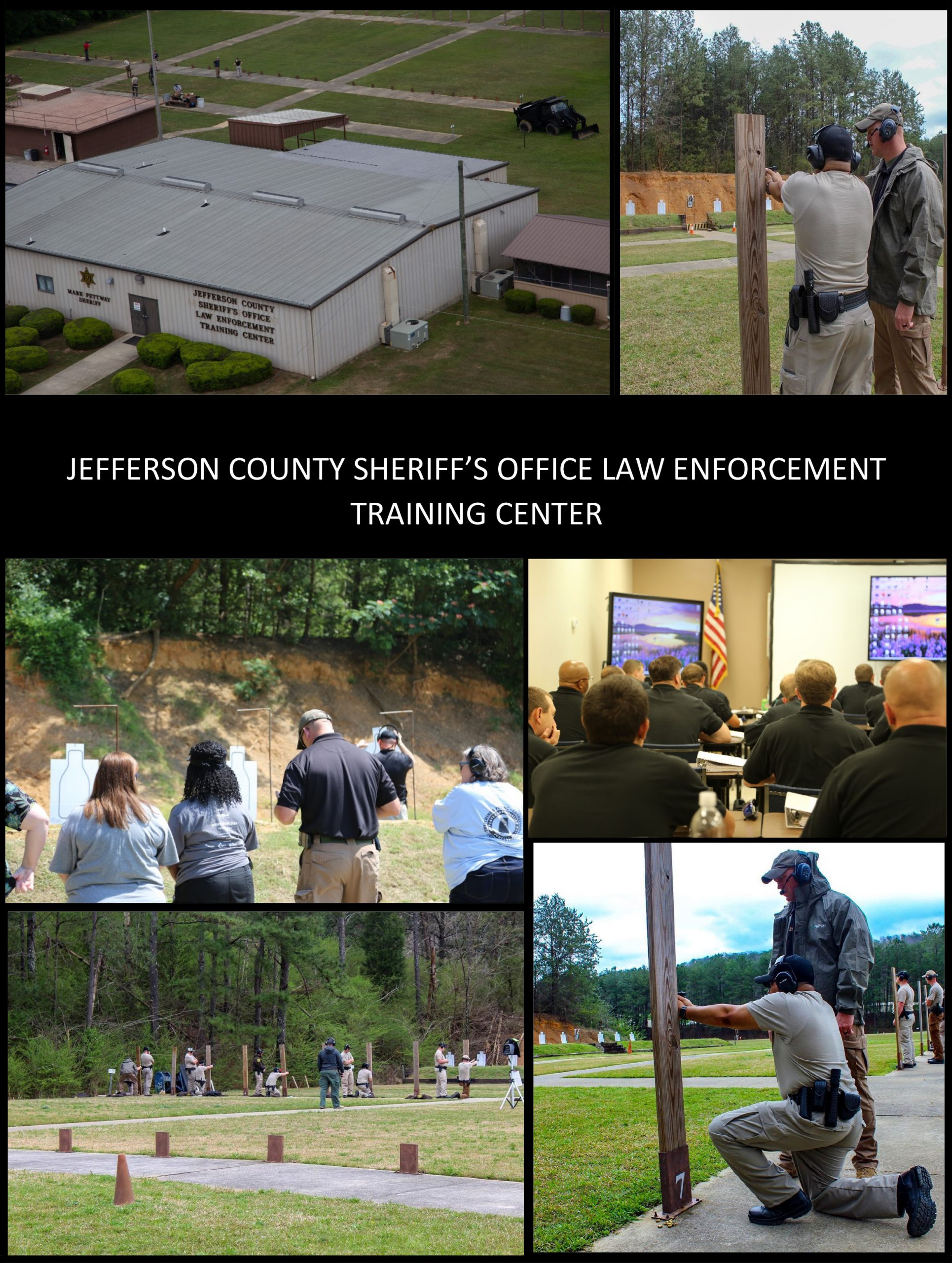 Jefferson-County-Sheriff-Dept-Alabama-Training-Academy-Collage